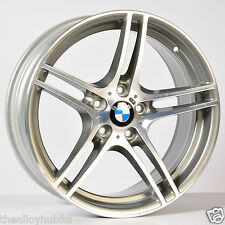 "GENUINE BMW 3 SERIES E90/92/93 313M SPORT 19""INCH SINGLE FRONT ALLOY WHEEL X1"
