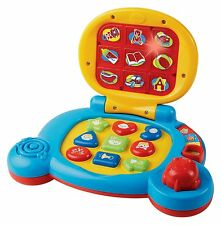VTech Baby Laptop Baby Learning Kids Toy Educational Computer Light Up Play New