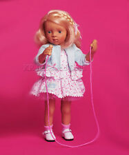 Minouche Joelle Doll by Sylvia Natterer from Petitcollin