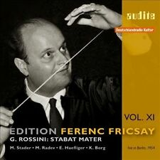 Edition Ferenc Fricsay 11, New Music