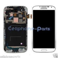 Samsung Galaxy S4 i545 L720 R970 LCD Screen + Digitizer & Bezel Frame White
