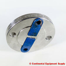 "1-1/2"" 150 LB Blind Flange, B16.5, A/SA182 F316/316L Stainless Steel"