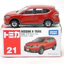 TOMICA #21 NISSAN X-TRAIL 1/63 TOMY 2014 AUG NEW MODEL DIECAST CAR Z
