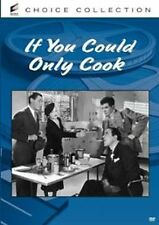 If You Could Only Cook DVD (1935) - Jean Arthur, Leo Carrillo, Alan Edwards