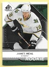 08/09 SP Game Used Rookie Card #138 James Neal RC #871/999