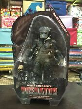 """Predator Series 9 Water Emergence 7"""" Scale Action Figure New in Box"""