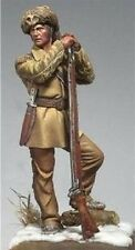 ANDREA MINIATURES - DAVY CROCKETT SPECIAL FIGURE INTERNATIONAL 54mm WHITE METAL