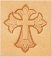 Craftool 3-D Leather Stamp Cross (8614-00)