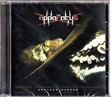 APPARATUS- Heathen Agenda CD (NEW Death Metal) Ad Inferos, Goat The Head, Lumsk