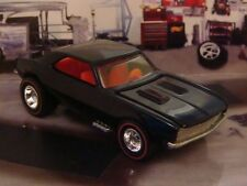 Hot Wheels 1967 67 Chevrolet CAMARO SS Real Rider 1/64 Scale Limited Edition E