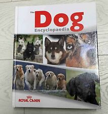 the DOG ENCYCLOPEDIA  ROYAL CANIN Hardcover and over 1,000 pages