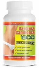 1 Pack PURE Garcinia Cambogia Extract Natural Weight Loss 60% HCA Diet Burn Fat