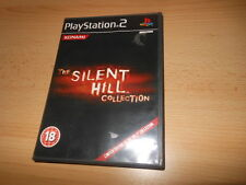 SILENT HILL COLLECTION LIMITED EDITION for PLAYSTATION 2 'EX CONDITION