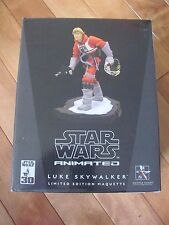Star Wars Gentle Giant LUKE SKYWALKER #/4500 Statue Maquette NEW