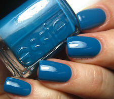 Essie Nail Polish HIDE & GO CHIC (MODEL 1057), Full Sized Blue NEW and SEALED