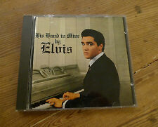 Elvis  Presley , His Hand in Mine Club Edition 18561-1 Germany