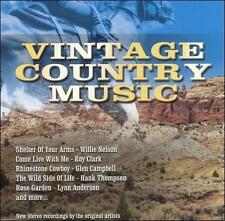 NEW - Vintage Country Music by Various Artists