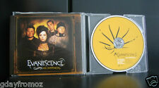 Evanescence - My Immortal 4 Track CD Single