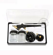 TG-148 Dual Action Airbrush Set Air Brush Spray Gun Kit Nail Art Painting