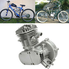 Free Shipping Motorcycle 80cc 2 Stroke Engine Motor FOR Mountain Road Bikes NEW