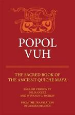 Civilization of the American Indian: Popol Vuh : The Sacred Book of the...