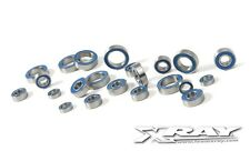 XRAY XB4 369000 SET OF HIGH-SPEED BALL-BEARINGS 22 PEZZI
