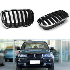 For BMW X5/E70/X6/E71 2006-2013 ABS+Plastic Front Grille Grill Refit