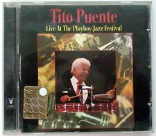 PUENTE TITO LIVE AT THE PLAYBOY JAZZ FESTIVAL CD
