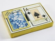 CAMDEN COTTAGE Jumbo Playing Cards C R Gibson Creative Papers CC325J Made in USA