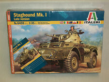 Italeri 1/35 Scale Staghound Mk.I Late Version