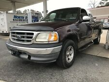 2001 Ford F-150 XLT Extended Cab Pickup 4-Door
