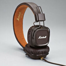 Marshall Major II 2 GENUINE Headphones BROWN iPhone with retail box