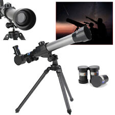 New Performance Children Astronomical Telescope With Stand Back For Xmas Gift