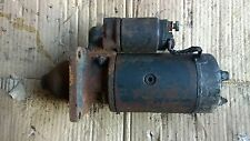 24 VOLT STARTER MOTOR REMOVED FROM  FORD IVECO 75-E BREAKING FOR SPARES