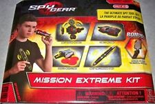 BRAND NEW Spy Gear Secret Agent Mission Extreme Kit with NIGHT SCOPE