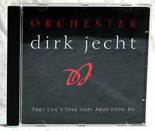 CD Orchester DIRK JECHT - They can´t take that away from me