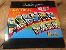 LP * BRUCE SPRINGSTEEN GREETINGS FROM ASBURY PARK N.J.Vinyl  * CBS 32210 DUTCH