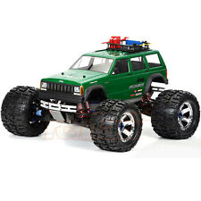 PRO-LINE 1992 Jeep Cherokee Clear Body Traxxas E-Maxx Revo 3.3 Summit #3361-00