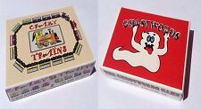 Crazy Trains And Ghost words Card Games:  FREE SHIPPING