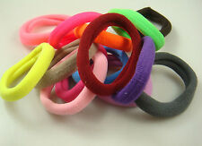 10pcs mixed Girl elastic hair accessories ties band rope ponytail bracelets he3