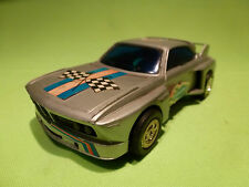 MADE IN HONG KONG 781 BMW 3.0 CSI  - PLASTIC PLASTIK -  IN  GOOD CONDITION -