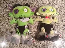 "Bleeding Edge Kindergoth Zero Sister Plush Dolls 15"" Age 8+ P3"