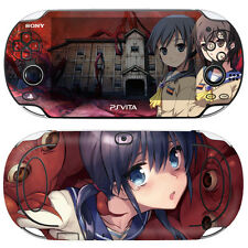 POPSKIN Skin Decal Sticker For PS Vita PCH-1000 Series Console-Corpse Party #01