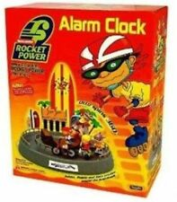 Nickelodeon Rocket Power Animated Alarm Clock