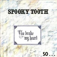 You Broke My Heart, So I Busted Your Jaw [Bonus Track] by Spooky Tooth (CD,...