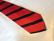 Mens Pink Black SILK Tie Necktie EAGLE~ FREE US SHIP (9856)