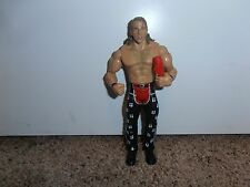 SHAWN MICHAELS wwe DISPLAYED ONLY ruthless aggression JAKKS figure CHEST HAIR
