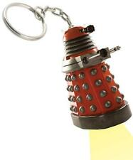 Doctor Who Dalek Torch Keychain Keyring Key Chain Key Ring Bag Clip