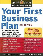 Your First Business Plan: A Simple Question-and-Answer Format, Free Shipping!