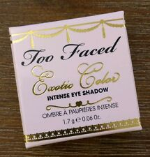 Too Faced Exotic Color Intense Eye Shadow Singles Violet Femme, 0.06 oz